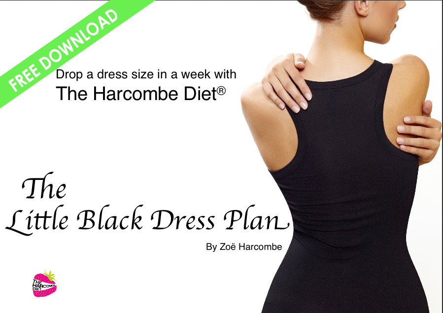 Little Black Dress Diet Plan